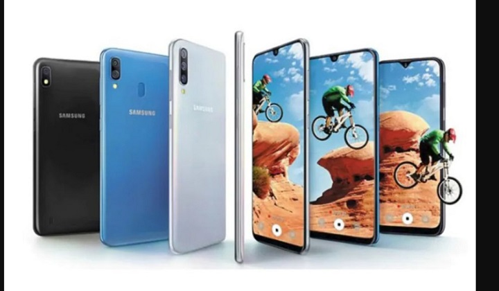Galaxy A50 Specification